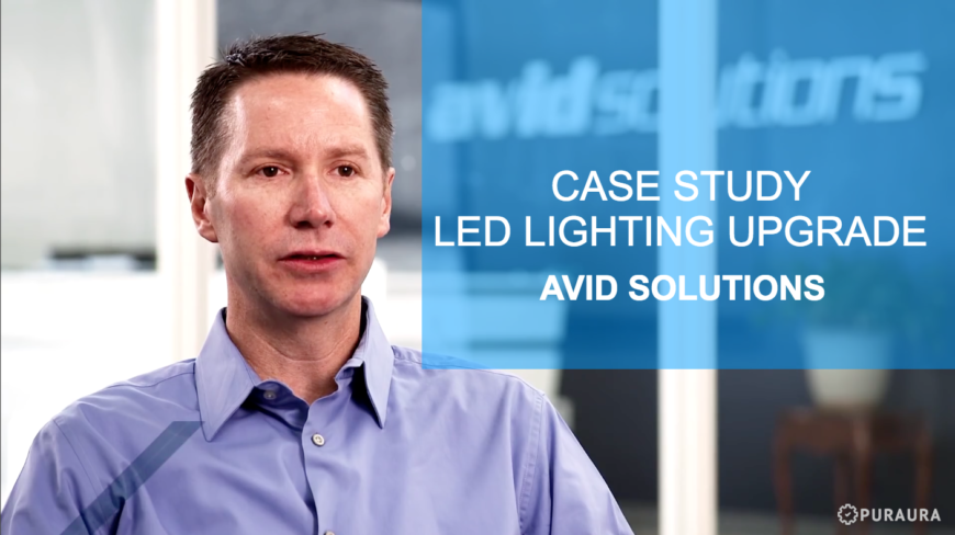 [CASE STUDY] LED LIGHTING UPGRADE – AVID SOLUTIONS